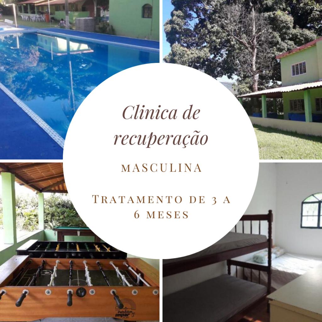 Clinica dependente químico e alcoólatra Rio de Janeiro RJ Itaguaí