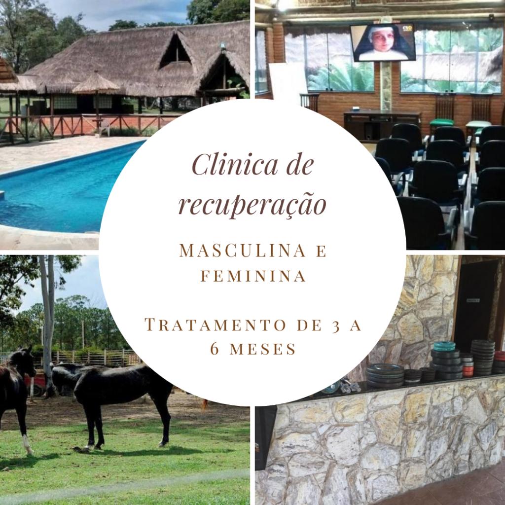 Clinica de recuperação em SP, unidade mista para tratamento da dependência química e alcoólica