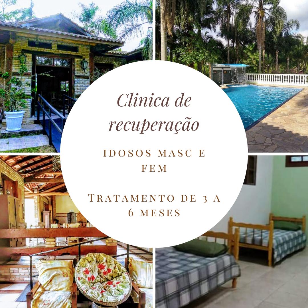 clinica de recuperação para idosos (tratamento para dependentes químicos e alcoólatras em SP)