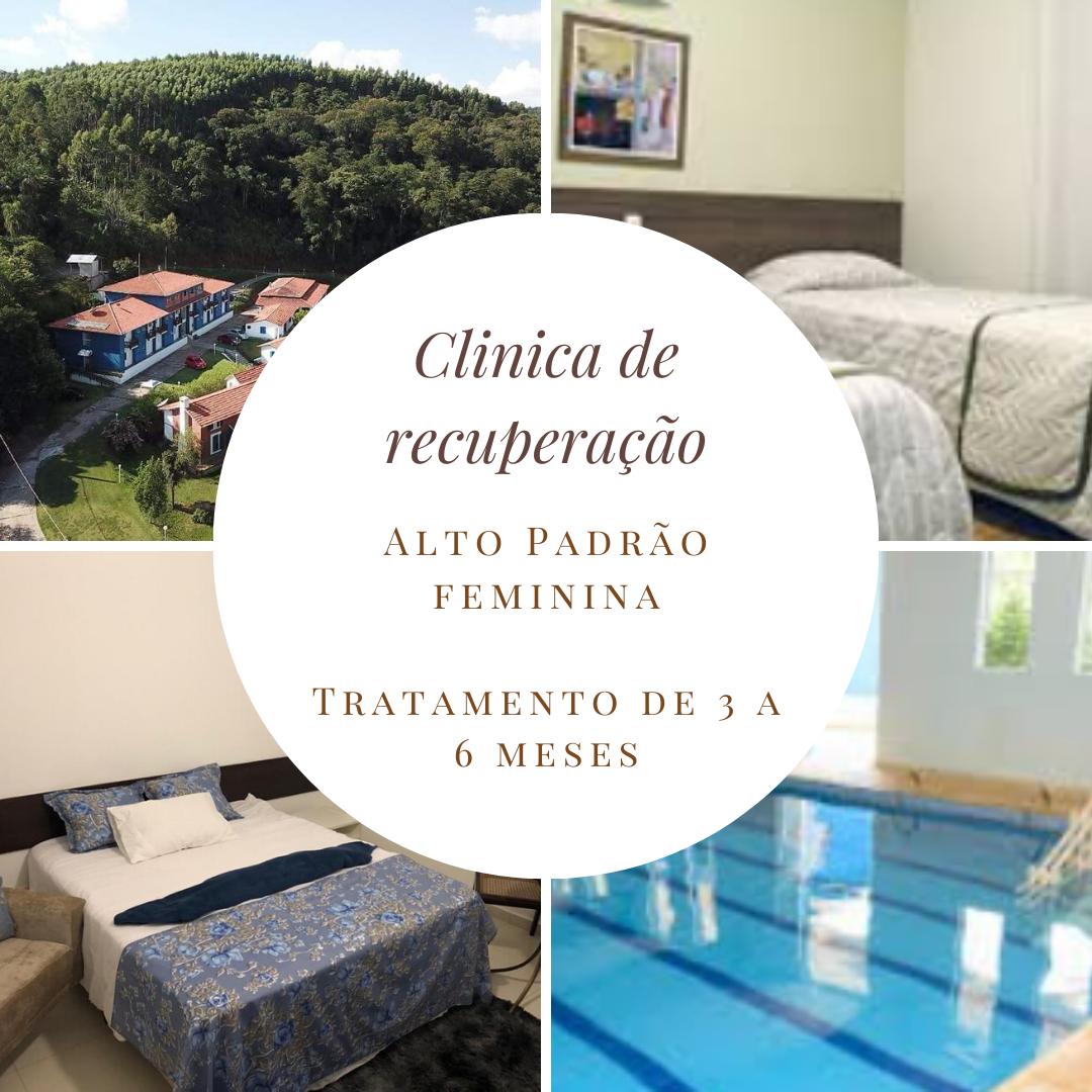 clinica de recuperação e reabilitação feminina em SP