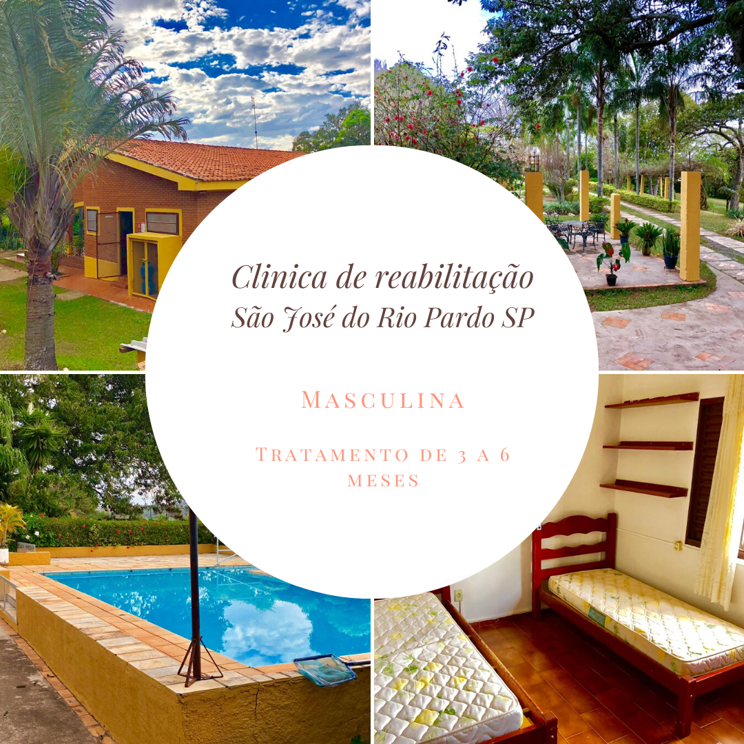 clinica de recuperação para dependente químico em São Paulo