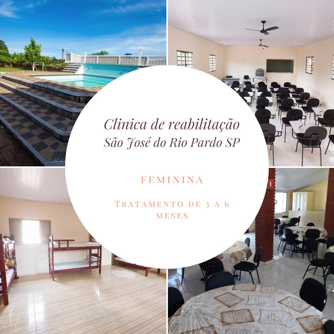 clinica de recuperação para dependente químico e alcoólatra feminina em SP