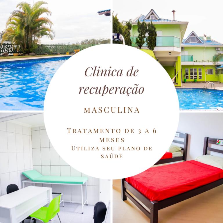 Clinica de recuperação para dependentes químicos e alcoólatras que aceita plano de saúde / convênio médico em São Paulo
