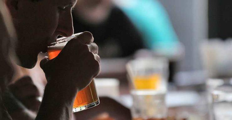 Recuperação para alcoólatras
